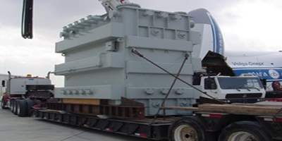 Heavy Lift Transport and Shipping Logistics Services